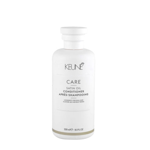 Keune Care line Satin oil Conditioner 250ml - balsamo illuminante per capelli secchi e opachi