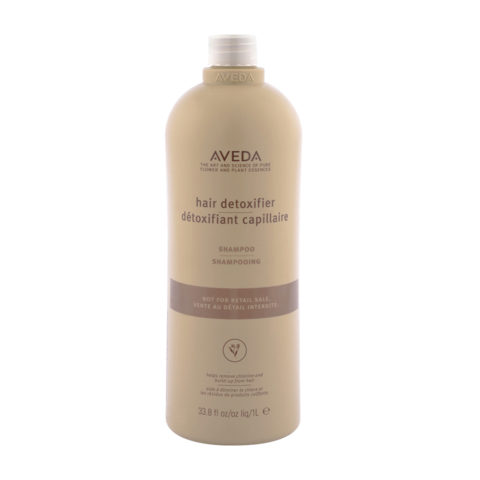 Aveda Hair Detoxifier Shampoo 1000ml - detossinante