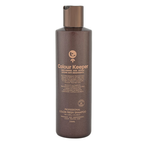 Tecna Colour Keeper Shampoo 250ml - azione anti sbiadimento
