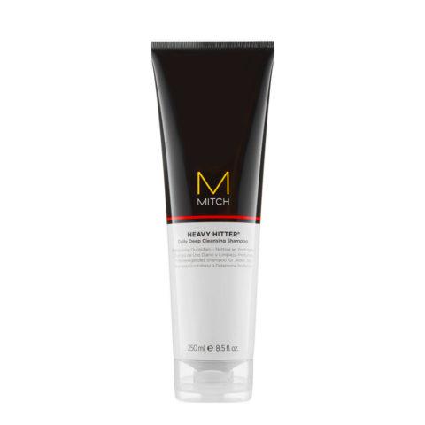Paul Mitchell Mitch Heavy Hitter 250ml - shampoo di detersione profonda
