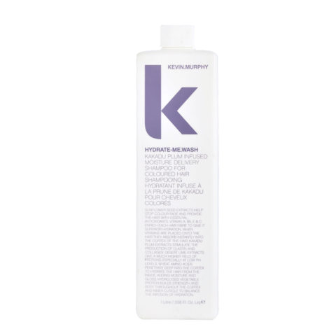 Kevin murphy Shampoo hydrate-me wash 1000ml - Shampoo idratante