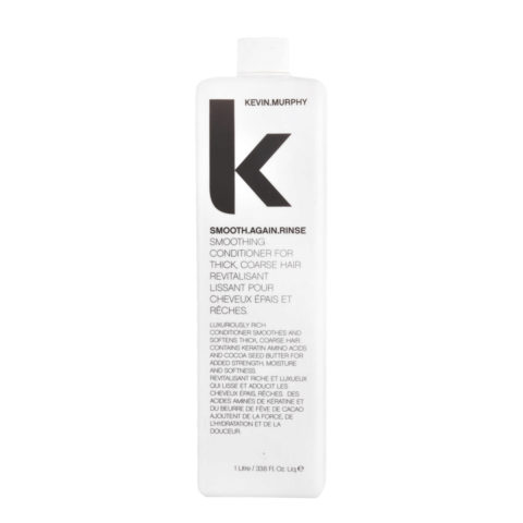 Kevin Murphy Conditioner Smooth Again 1000ml - Balsamo lisciante