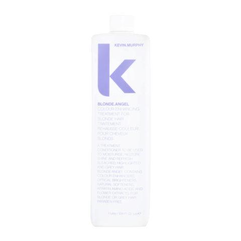 Kevin murphy Treatments Blonde angel 1000ml - Trattamento idratante per capelli biondi