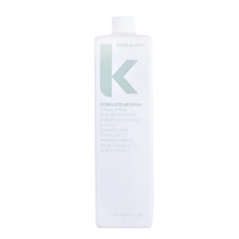 Kevin Murphy Shampoo Stimulate-me wash 1000ml - Shampoo energizzante