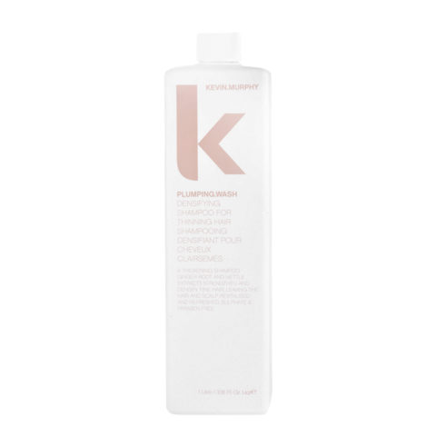 Kevin Murphy Shampoo Plumping Wash 1000ml - Shampoo rimpolpante