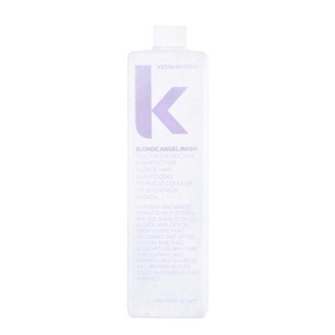Kevin murphy Shampoo blonde angel wash 1000ml - Shampoo per capelli biondi