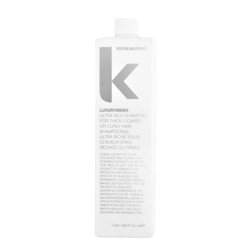 Kevin murphy Shampoo luxury wash 1000ml - Shampoo nutriente