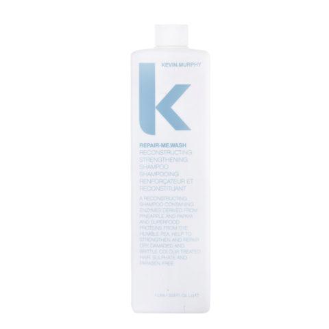 Kevin Murphy Shampoo Repair me wash 1000ml - Shampoo ristrutturante capelli danneggiati