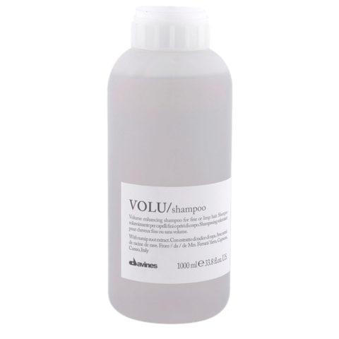 Davines Essential hair care Volu Shampoo 1000ml - Shampoo volumizzante