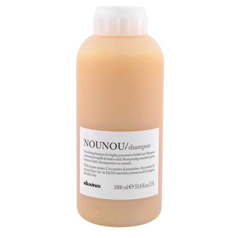 Davines Essential hair care Nounou Shampoo 1000ml - Shampoo nutriente