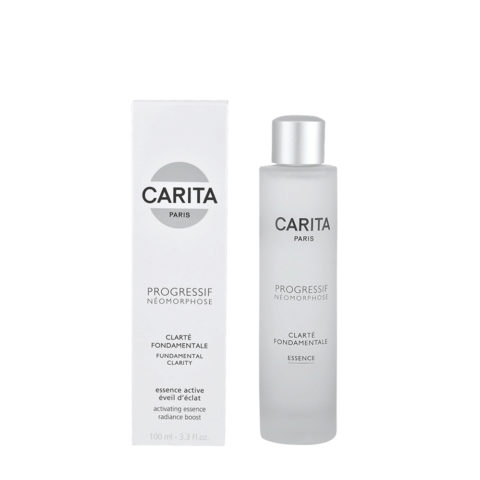 Carita Skincare Progressif Néomorphose Clarté Fondamentale 100ml - essenza luminosità