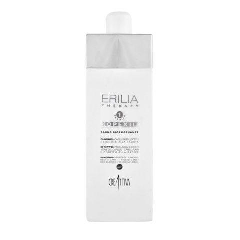 Erilia Kopexil Bagno Riossigenante 750ml - shampoo per capelli deboli e sottili