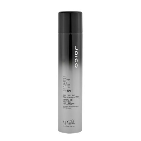 Joico Style & Finish Flip Turn volumizing finishing Spray 300ml - lacca volumizzante tenuta forte