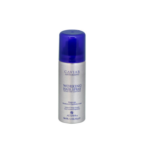 Alterna Caviar Anti aging Styling Working hairspray 43g - lacca antietà