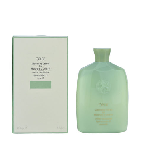 Oribe Cleansing Creme for Moisture & Control 250ml - shampoo anticrespo