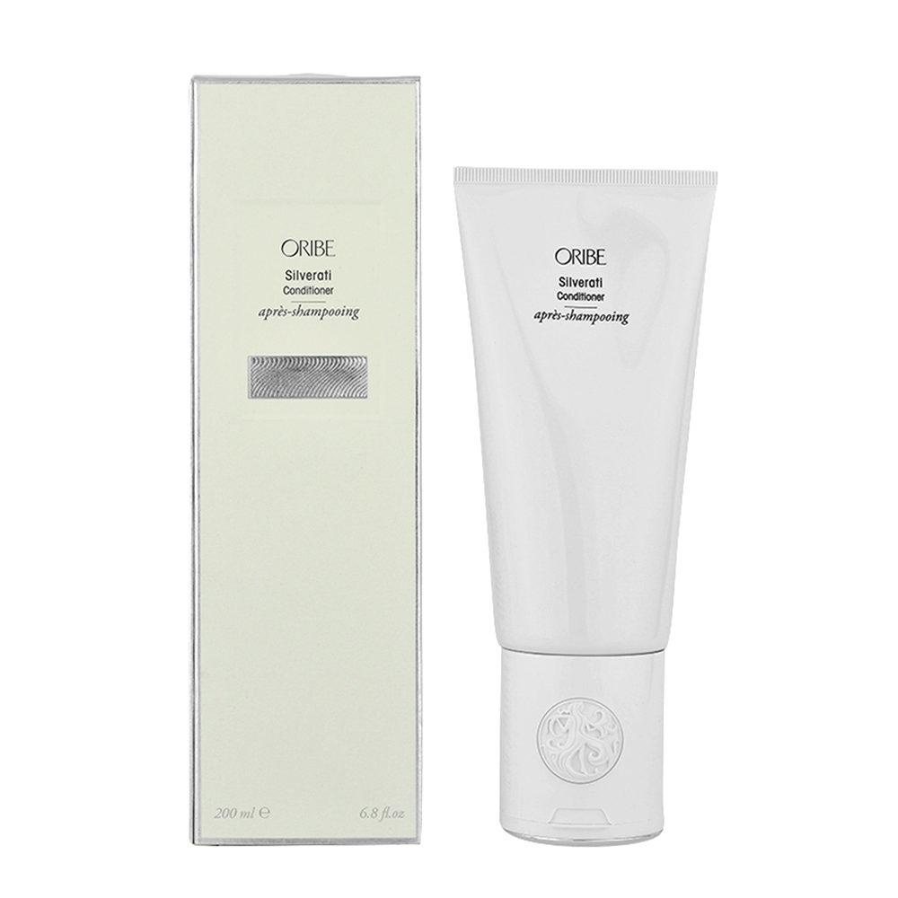 Oribe Silverati Conditioner 200ml - balsamo per capelli grigi bianchi bbe2313bda2c