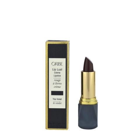 Oribe Lip Lust Cream Lipstick Violet 3gr - rossetto viola