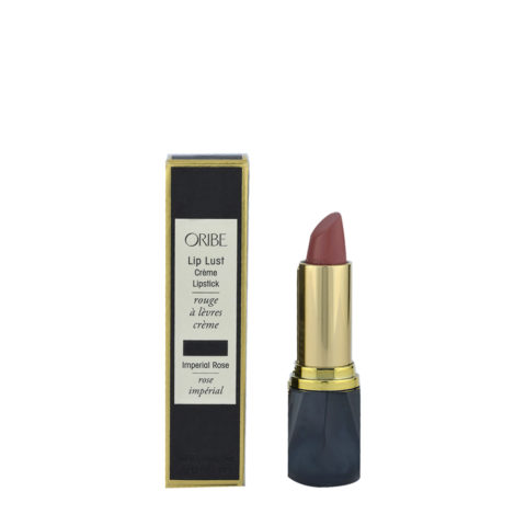 Oribe Lip Lust Cream Lipstick Imperial Rose 3gr - rossetto rosa imperiale