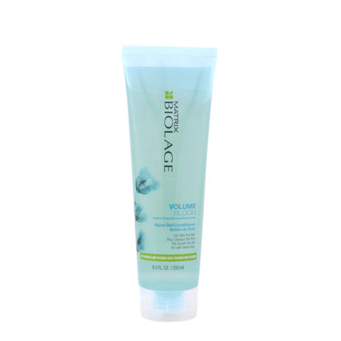 Biolage Volume Bloom Aqua-Gel Conditioner 250ml - balsamo volumizzante leggero capelli fini