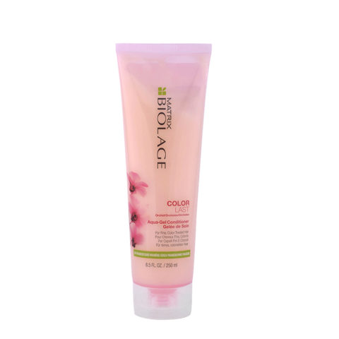 Biolage Colorlast Aqua-Gel Conditioner 250ml - balsamo leggero capelli colorati