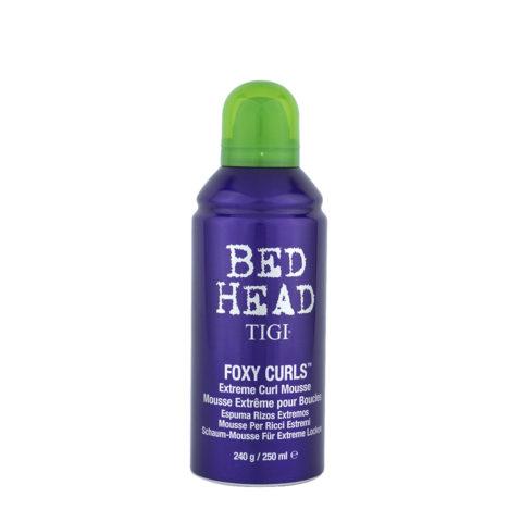 Tigi Bed head Foxy Curls Extreme Curl Mousse 250ml - mousse per ricci