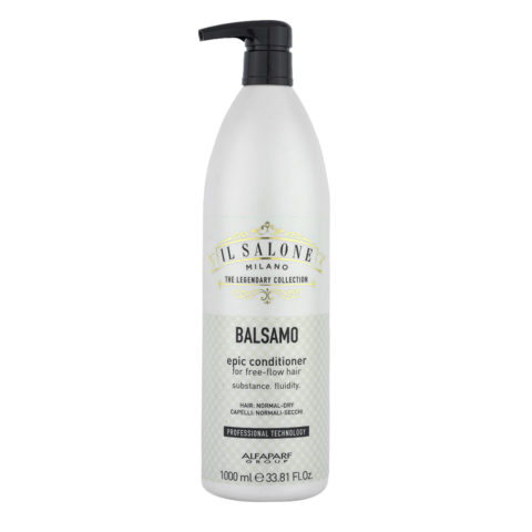 Alfaparf Il Salone Epic Conditioner 1000ml - Balsamo Per Capelli Normali/Secchi