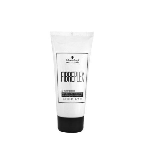 Schwarzkopf Fibreplex Shampoo 200ml - shampoo rinforzante