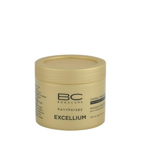 Schwarzkopf BC Excellium Taming Treatment 150ml - maschera disciplinante per capelli maturi e grossi