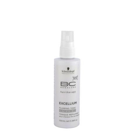 Schwarzkopf BC Excellium Plumping Tonic 100ml - tonico per capelli fini maturi