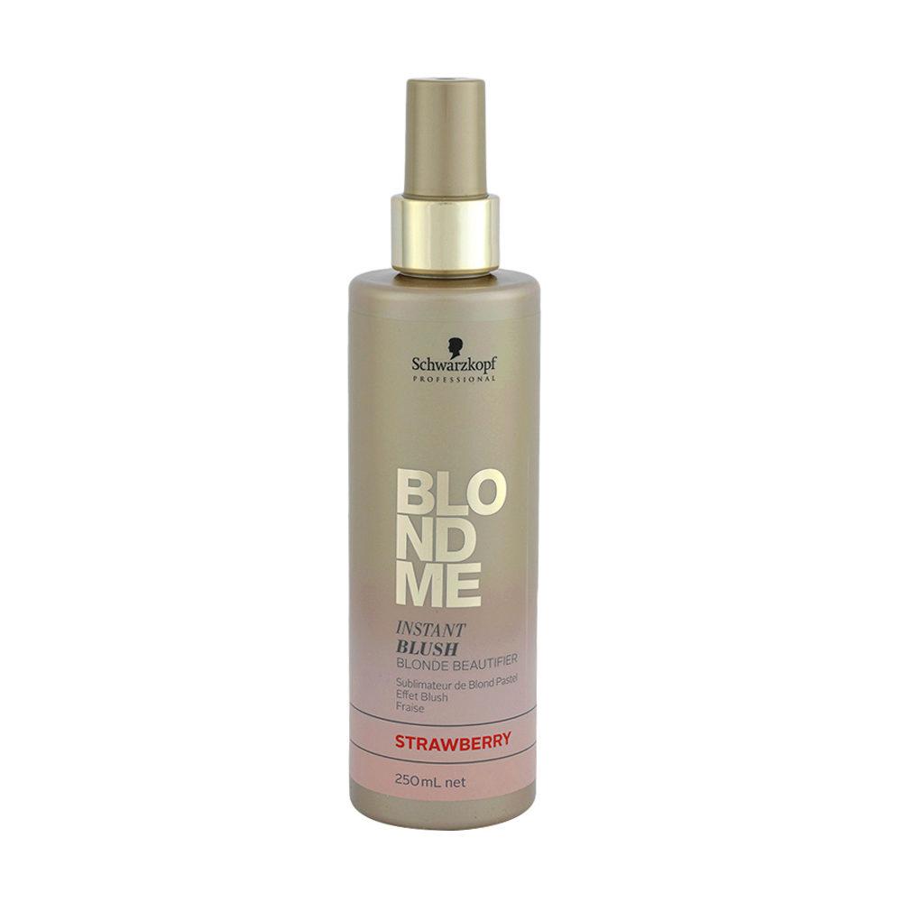 Schwarzkopf Blond Me Instant Blush Strawberry 250ml - blush istantaneo fragola