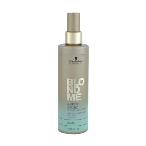 Schwarzkopf Blond Me Instant Blush Jade 250ml - blush istantaneo verde acqua
