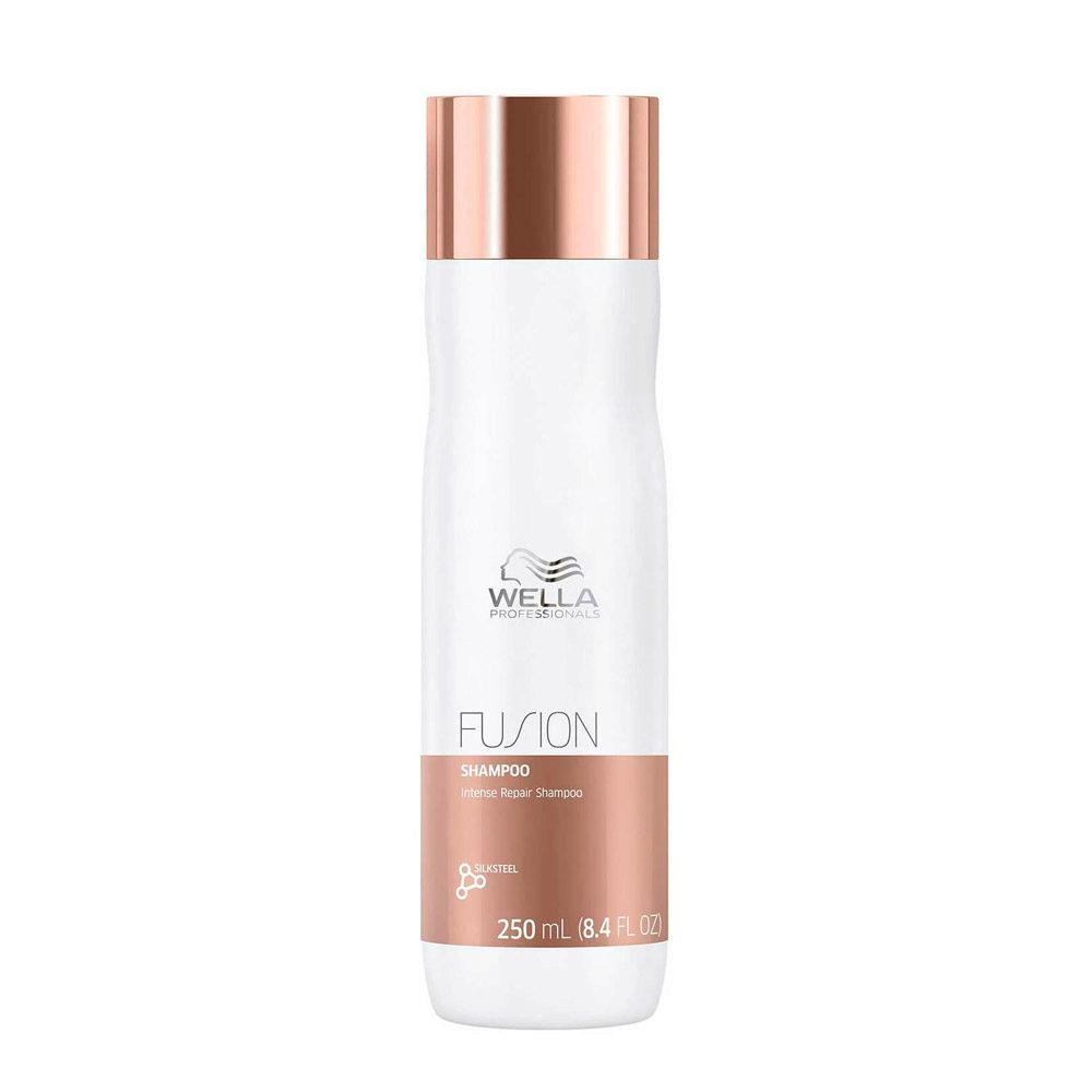 Wella Fusion Shampoo 250ml - shampoo di riparazione