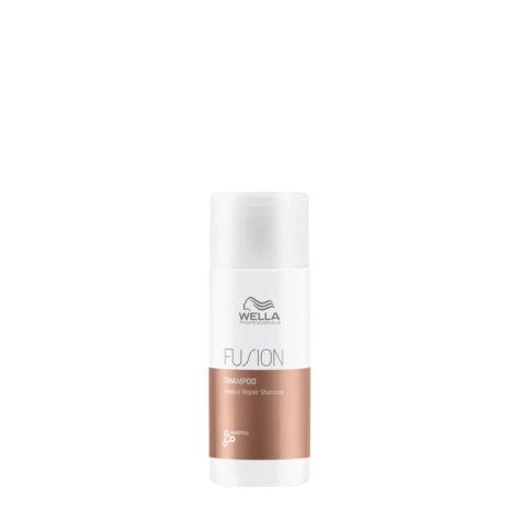 Wella Fusion Shampoo 50ml - shampoo di riparazione