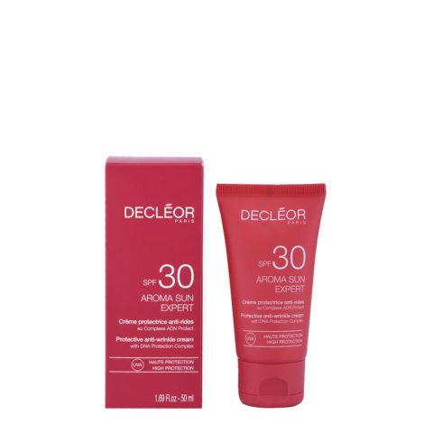 Decléor Aroma Sun Crème Protectrice Anti-rides SPF30, 50ml - crema protettrice anti rughe