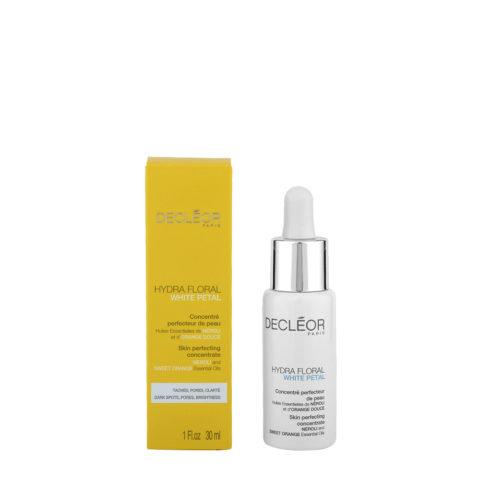 Decléor Hydra Floral White Petal Concentré perfecteur de peau 30ml - concentrato perfezionatore pelle