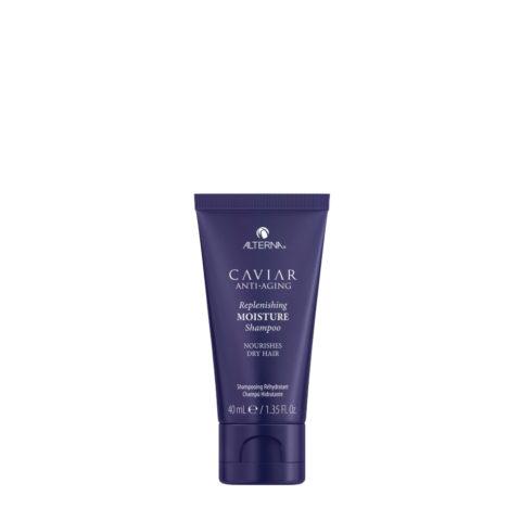 Alterna Caviar Moisture Anti aging shampoo 40ml - shampoo antietà