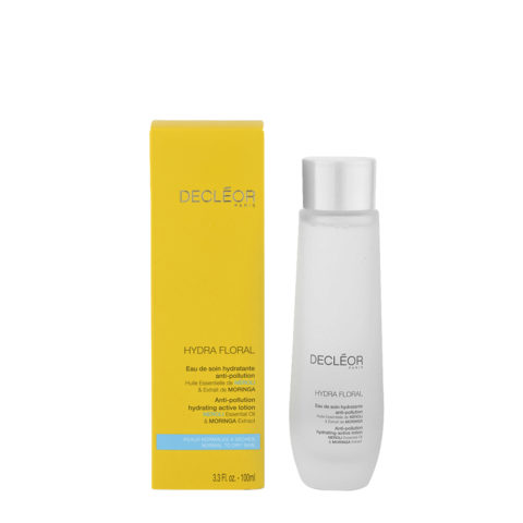 Decléor Hydra Floral Neroli Eau de soin hydratante anti-pollution 100ml - acqua idratante