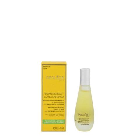 Decléor Aromessence Ylang Cananga Sérum-huile anti-imperfection 15ml - siero olio anti-macchie