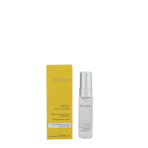 Decléor Aroma Solutions Sérum anti-fatigue yeux hydrotenseur 15ml - siero occhi anti-fatica