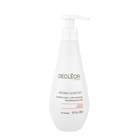 Decléor Aroma Confort Lait Nourissant 250ml - latte corpo idratante