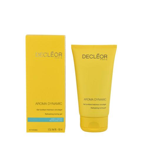Decléor Aroma Dynamic Gel tonifiant fraîcheur circulagel 150ml - gel tonificante gambe