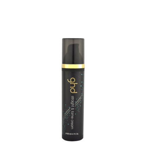 Ghd Straight & Tame Cream 120ml - crema lisciante