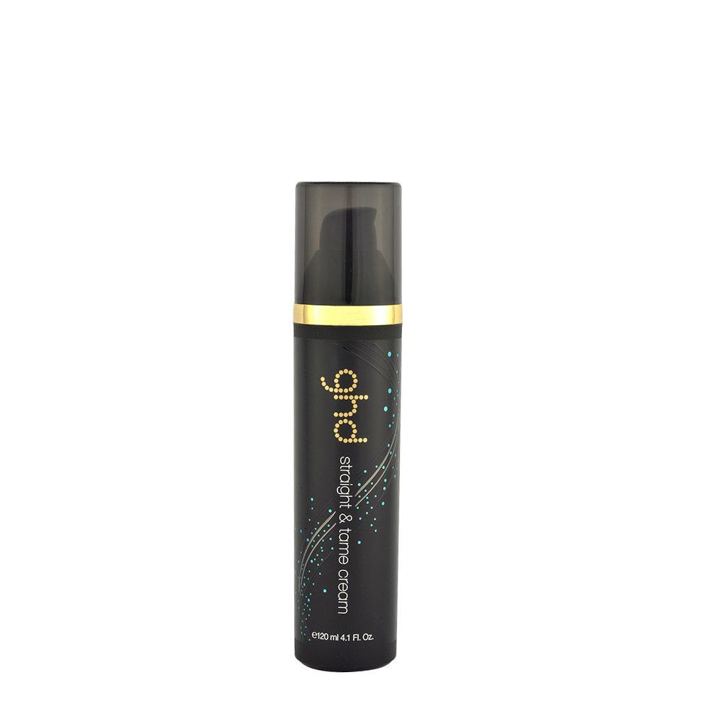 Ghd Straight & Tame Cream 120ml - crema lisciante