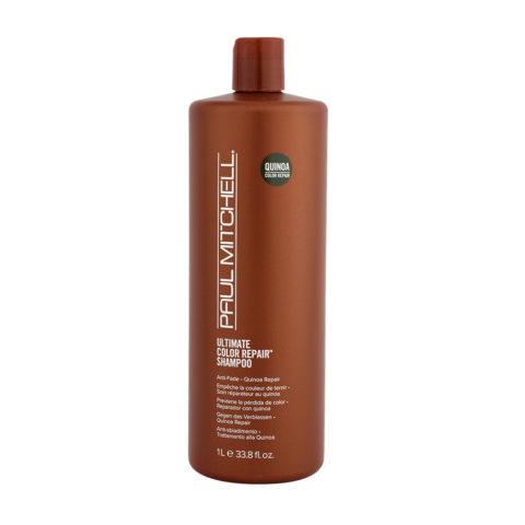 Paul Mitchell Ultimate color repair Shampoo 1000ml - shampoo anti-sbiadimento