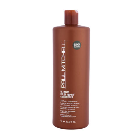 Paul Mitchell Ultimate color repair Conditioner 1000ml - balsamo anti-sbiadimento