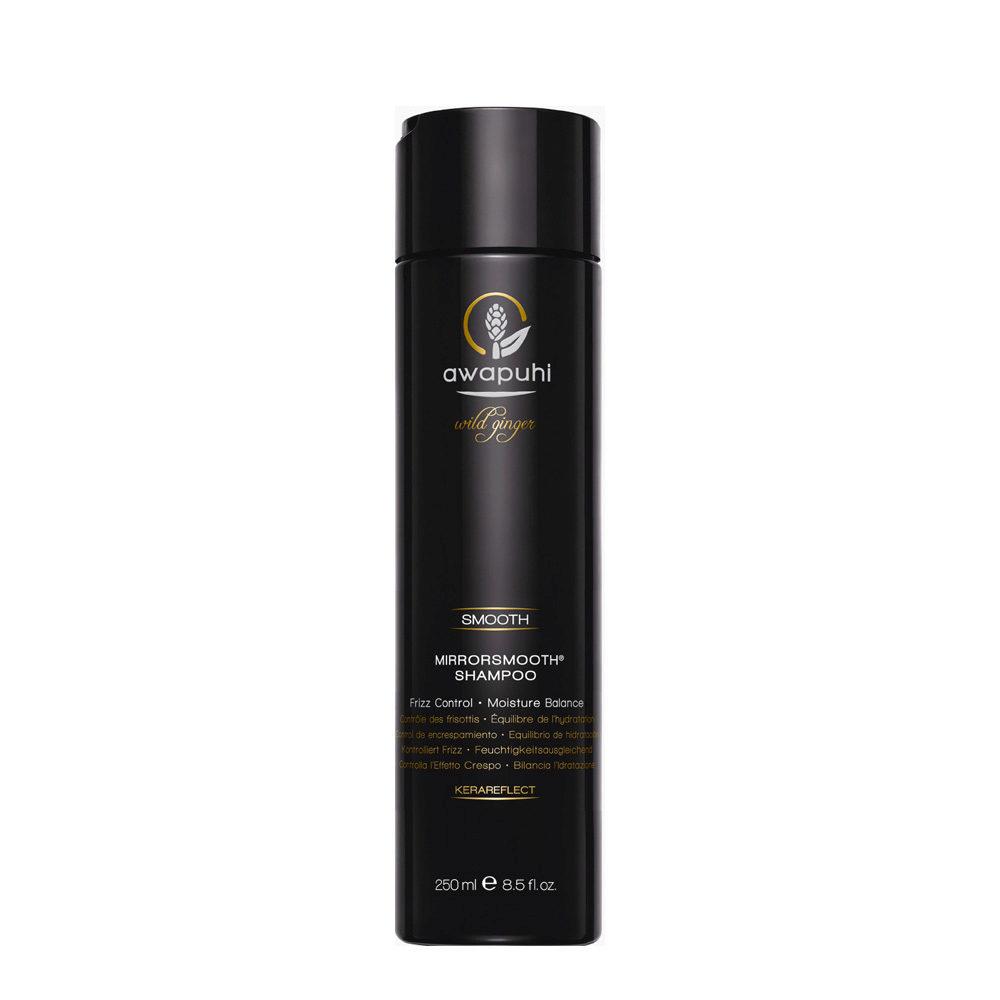 Paul Mitchell Awapuhi wild ginger Mirrorsmooth Shampoo 250ml - anticrespo