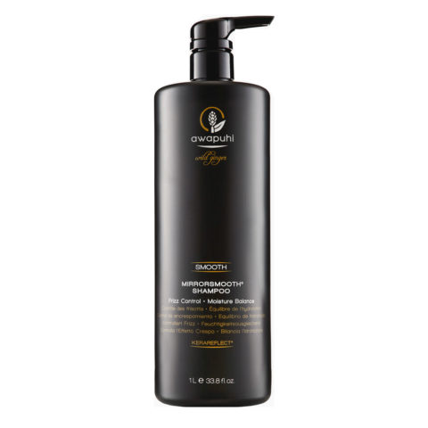 Paul Mitchell Awapuhi wild ginger Mirrorsmooth Shampoo 1000ml - anticrespo