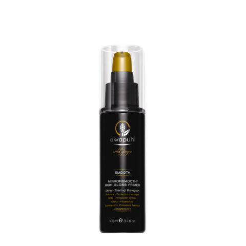 Paul Mitchell Awapuhi wild ginger Mirrorsmooth High Gloss Primer 100ml - siero protezione termica