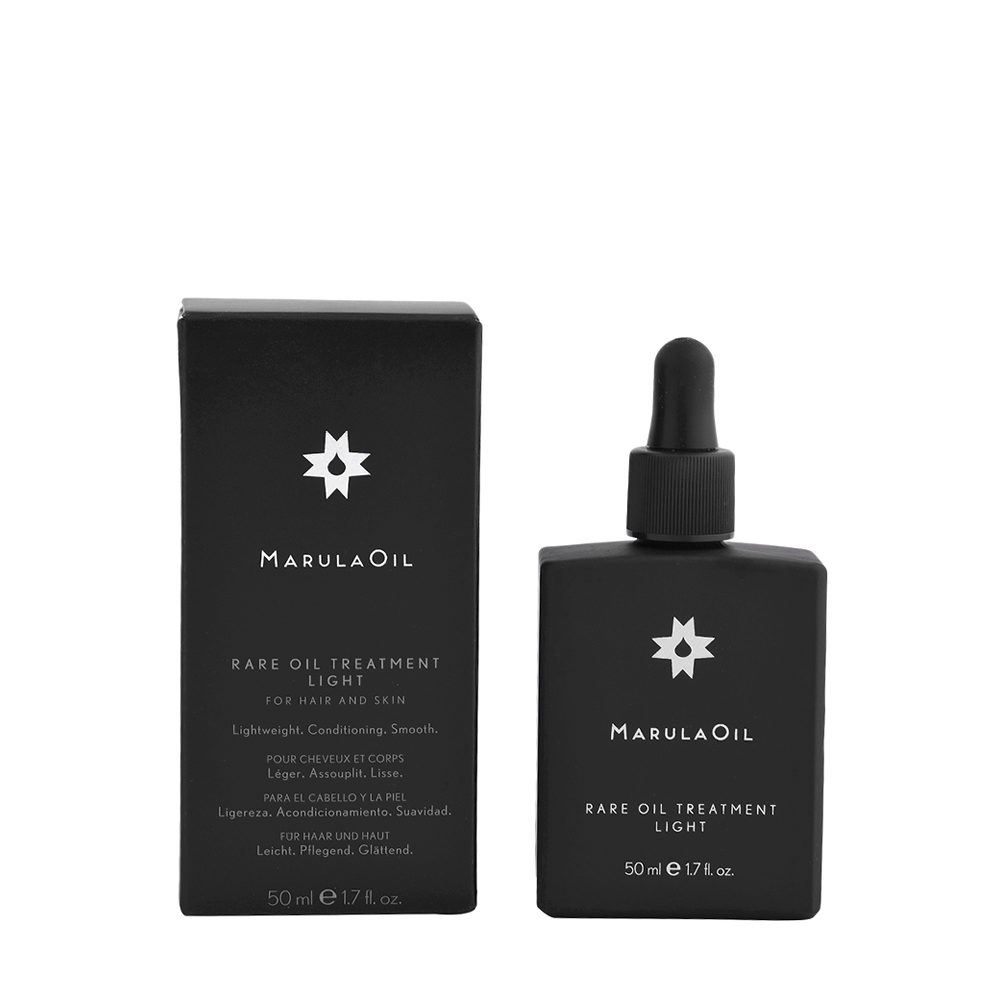 Paul Mitchell Marula Oil Treatment oil Light hair&skin 50ml - olio leggero corpo e capelli