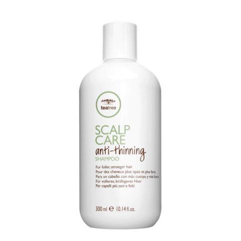Paul Mitchell Scalp care Anti-Thinning Shampoo 300ml - anti-assottigliamento
